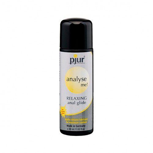 Środek analny silikonowy -  analyse me glide 30 ml wyprodukowany przez Pjur