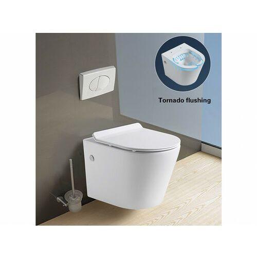 Podwieszane WC HUPA – kolor biały