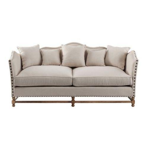 Dekoria sofa katrina 200x84x95cm natural -20%, 200x84x95cm