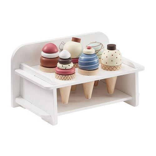 bistro zestaw lodów drewniany marki Kids concept