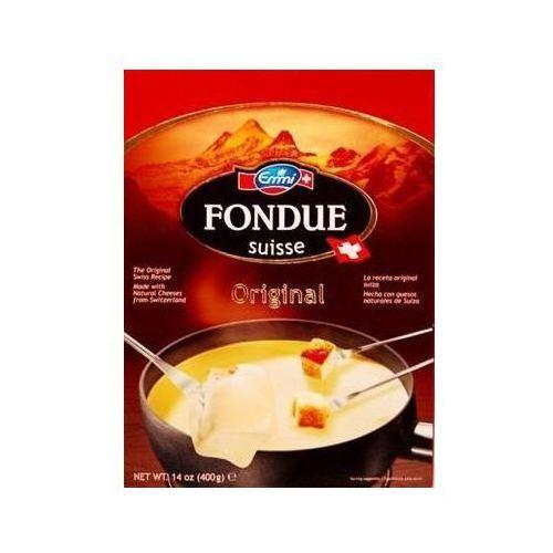Emmi (szwajcaria) Ser szwajcarski do fondue firmy emmi 2 x 400g