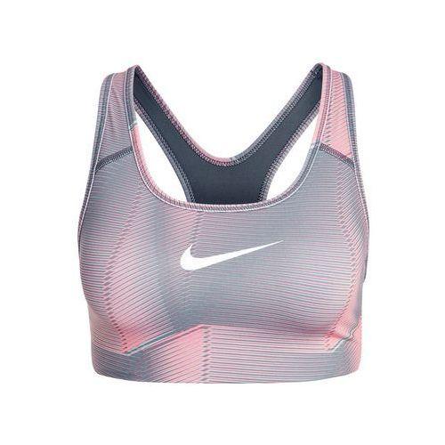 Nike Performance PRO CLASSIC Biustonosz sportowy lava glow/dark grey/white, 864969