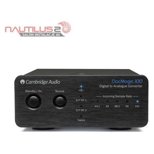 Cambridge Audio DacMagic 100 - Dostawa 0zł!