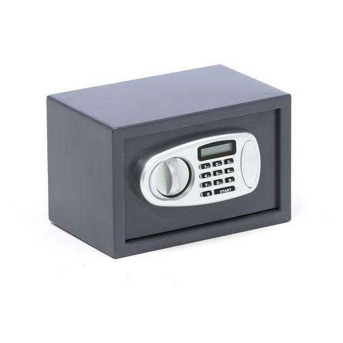 Skrytka z zamkiem elektronicznym, 200x310x200 mm, 9 L