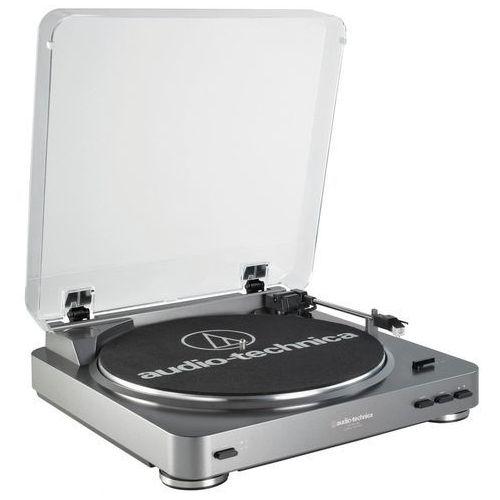 Gramofon at-lp60usb + darmowy transport! + zagwarantuj sobie dostawę przed świętami! marki Audio-technica