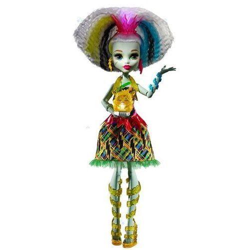 Monster High. Zelektryzowana Frankie