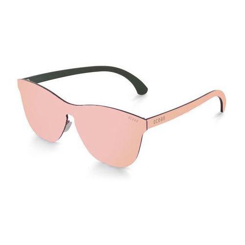 Okulary przeciwsłoneczne unisex 25-8_lamission różowe marki Ocean sunglasses
