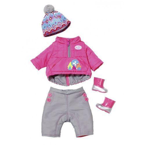 Baby born zestaw ubranek zimowych baby born - zapf marki Mga