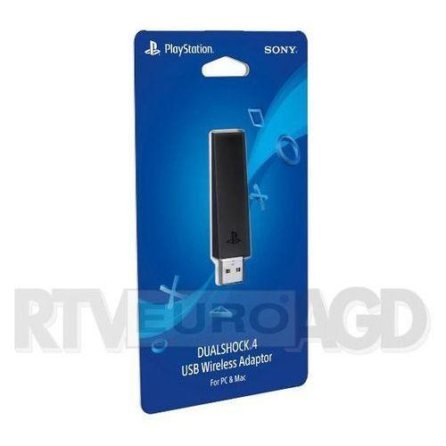 dualshock 4 usb wireless adapter pc/mac - produkt w magazynie - szybka wysyłka! od producenta Sony