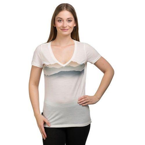 Koszulka tech lite ss v misty horizons women, Icebreaker, 34-40