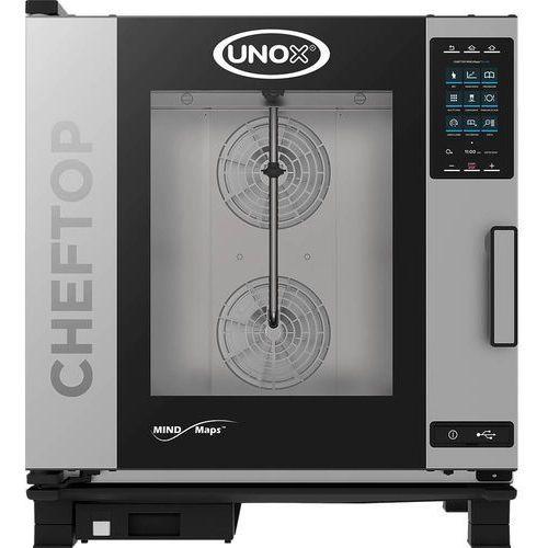 Unox Piec konwekcyjno-parowy elektryczny cheftop 6 gn 2/1 plus