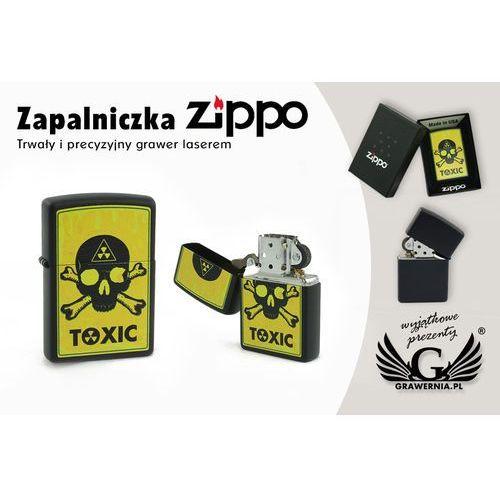 Zapalniczka ZIPPO Toxic Black
