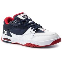 Sneakersy - maswell adys100473 navy/white (nvw) marki Dc