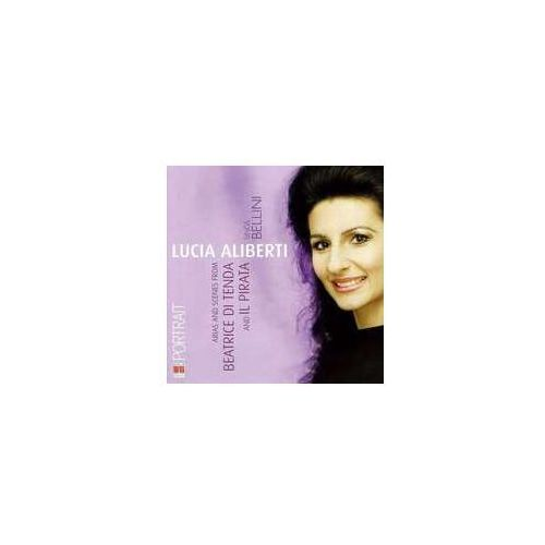 Lucia Aliberti Sings Bellini - Arias And Scenes From Beatrice Di Tenda & Il Pirata, 0184732BC
