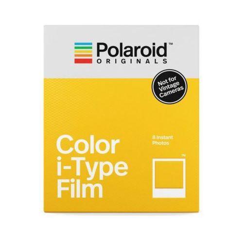 Wkłady do aparatu i-type kolor (8 zdjęć) marki Polaroid