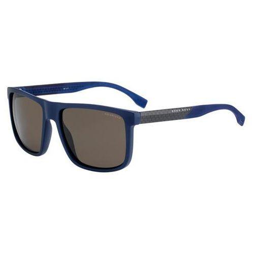 Okulary słoneczne boss 0879/s polarized 0j9/sp marki Boss by hugo boss