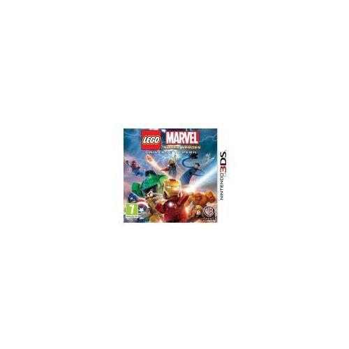 Lego marvel super heroes 3ds marki Warner bros.