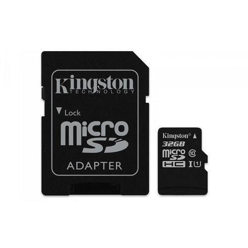Kingston microSDHC Class 10 UHS-I 32GB (0740617246063)