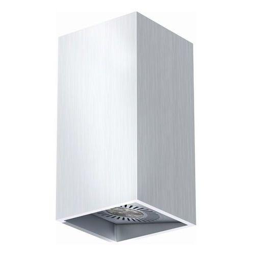 Osram Bloc lampa ścienna LED Stal nierdzewna, 2-punktowe - 165 Lumenów - Nowoczesny/Design - Obszar wewnętrzny - Bloc - 3000 Kelwin - sprawdź w wybranym sklepie