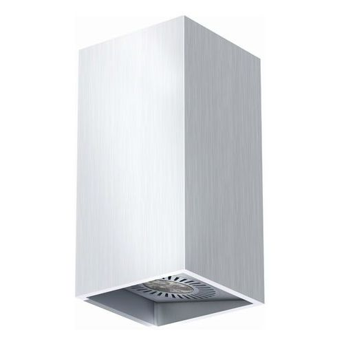 Osram Bloc lampa ścienna LED Stal nierdzewna, 2-punktowe - 165 Lumenów - Nowoczesny/Design - Obszar wewnętrzny - Bloc - 3000 Kelwin