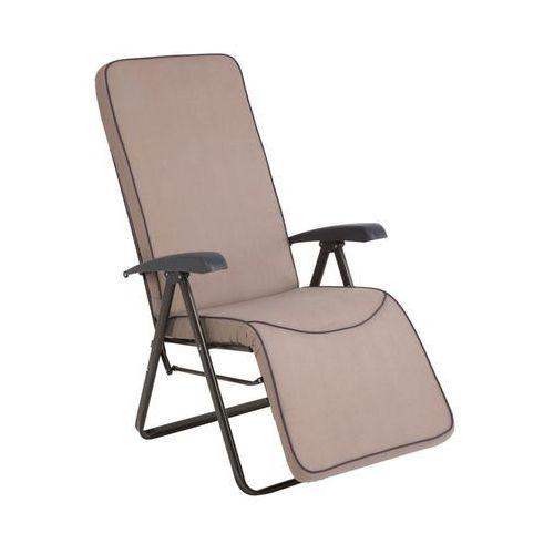 Fotel ogrodowy MODENA SQUARE PLUS PATIO beżowy (5904134062376)