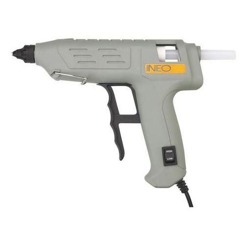 Neo pistolet klejowy 11 mm. 80w. regulacja temperatury 17-082 (5907558400120)