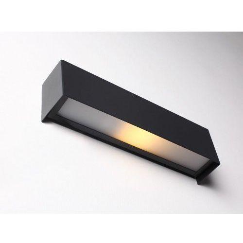 Lampa ścienna line wall xs - grafitowy marki Customform
