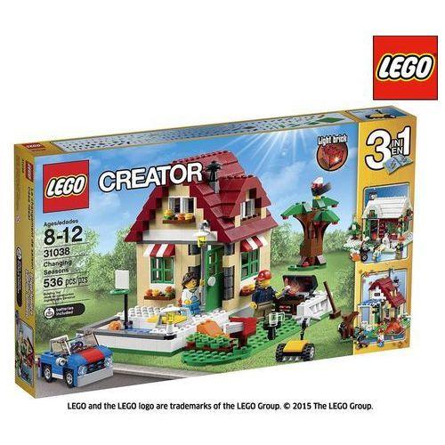 OKAZJA - LEGO® Creator Zmieniające się pory roku 31038