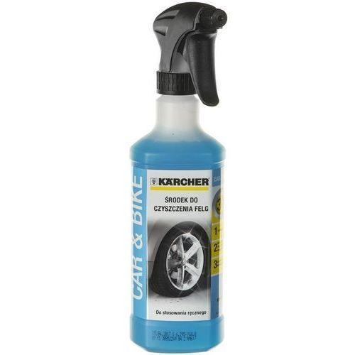 Karcher Płyn do mycia felg aluminiowych, 500ml (6.295-760.0) Darmowy odbiór w 21 miastach! (4039784712201)