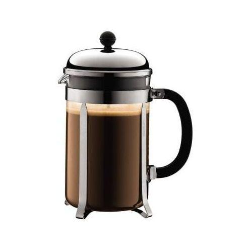 - zaparzacz fr.do kawy,12 filiżanek,chambord marki Bodum
