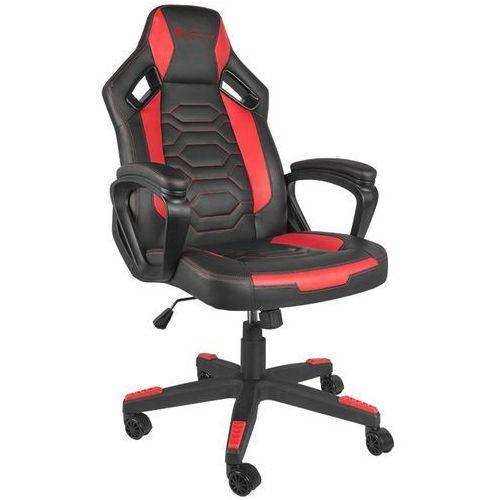 Genesis Fotel nitro 370 czarno-czerwony