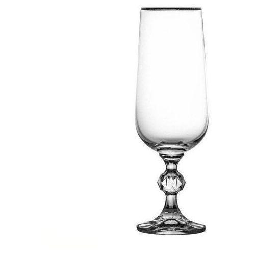 Crystal julia Kieliszki do szampana kryształowe 6 sztuk 4431