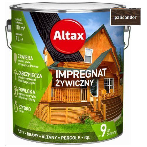Altax - impregnat żywiczny, palisander, 9l