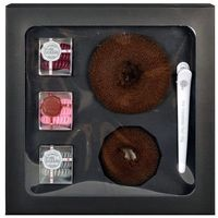 Invisibobble With Love Kit W Kosmetyki Zestaw kosmetyków 3 x 3 Hair Rings + 1 Hair Clip + 1 Styling Donut Large + 1 Styling Donut Small
