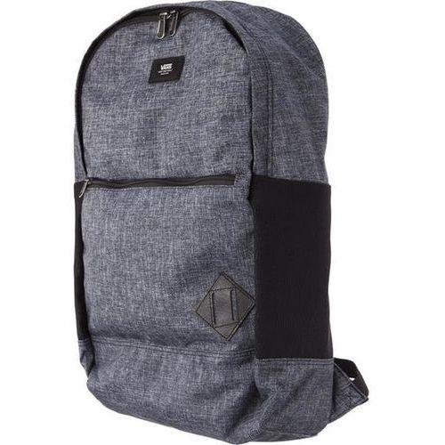 van doren iii backpack pm1 heather black suiting - plecak miejski marki Vans