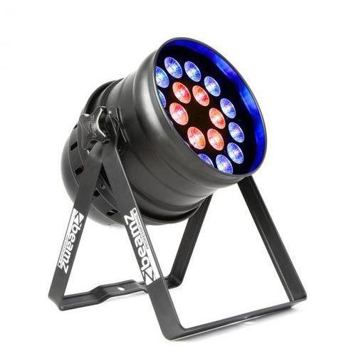 BPP210 LED Par Reflektor 64 18x 12 W 4 w 1 LEDs z pilotem