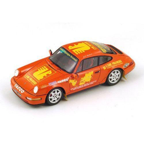 Model SPARK Porsche 964 Carrera 4 Jean-Marc + DARMOWY TRANSPORT! z kategorii Osobowe