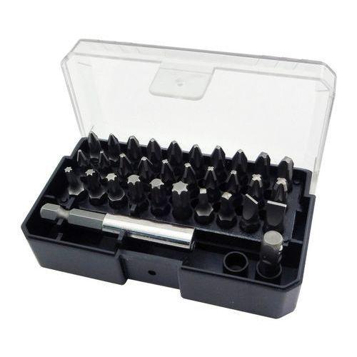Universal fit Zestaw bitów z uchwytem magnetycznym 25 mm mix 32 szt. (3663602811305)