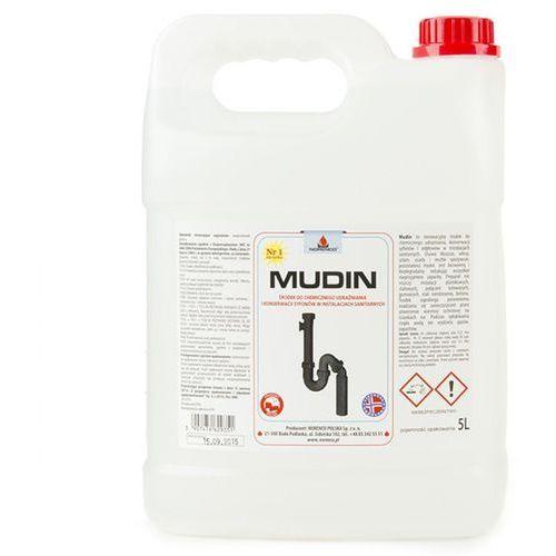 Norenco Mudin 5l - udrażnianie i konserwacja syfonów