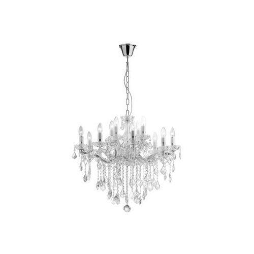 35604 - żyrandol kryształowy florian sp12 cromo 12xe14/40w/230v marki Ideal lux