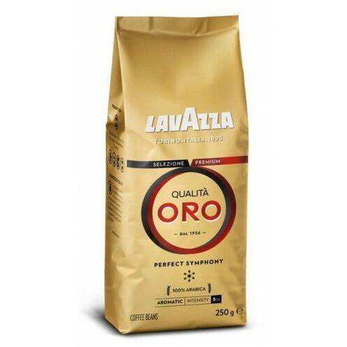 Kawa ziarnista Lavazza Qualita Oro ziarno 250g, Z2267-897BF
