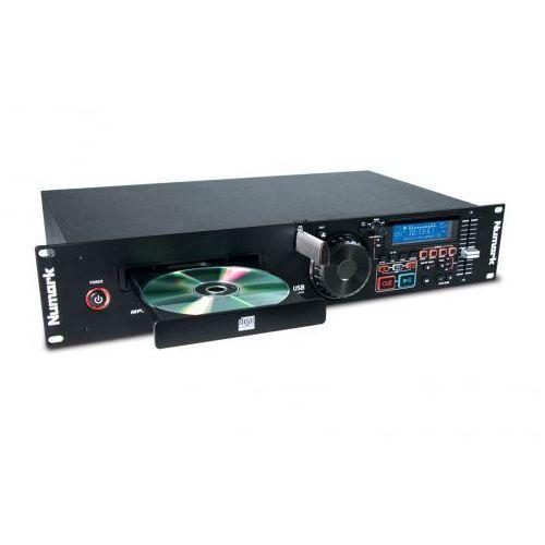 Numark mp-103 usb - pojedynczy odtwarzacz cd / mp3 / usb