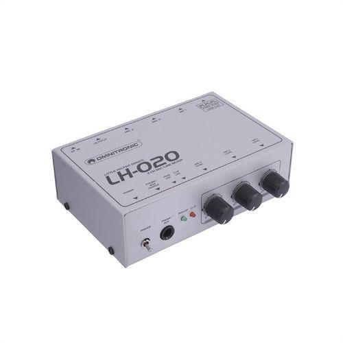 Omnitronic  lh-020 3-kanalowy mikxer