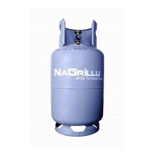 Butla gazowa NaGrillu lekka 11 KG Propan | Pusta, BLU-11