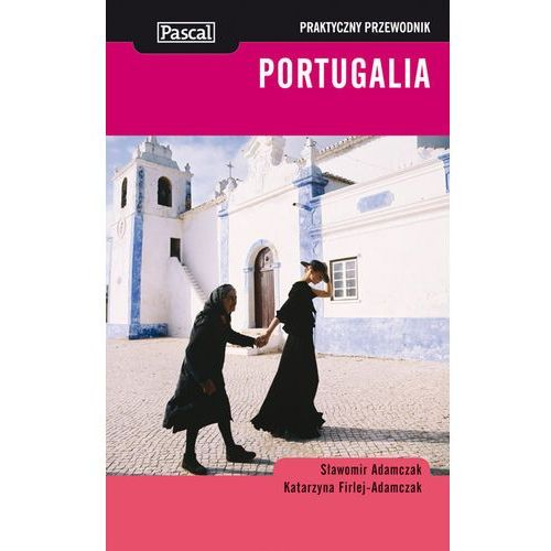Portugalia praktyczny przewodnik, książka w oprawie miękkej