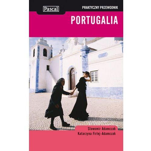 Portugalia praktyczny przewodnik, oprawa miękka