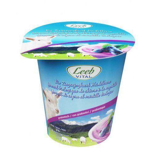 Leeb vital : jogurt kozi jagodowy bio - 125 g (9007833008266)