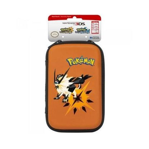 Etui hard pouch pokémon ultra sun & moon do nintendo new 3ds xl marki Hori
