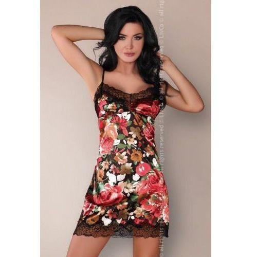 Milton lc 9034-2 secret garden collection koszula nocna marki Livco corsetti fashion