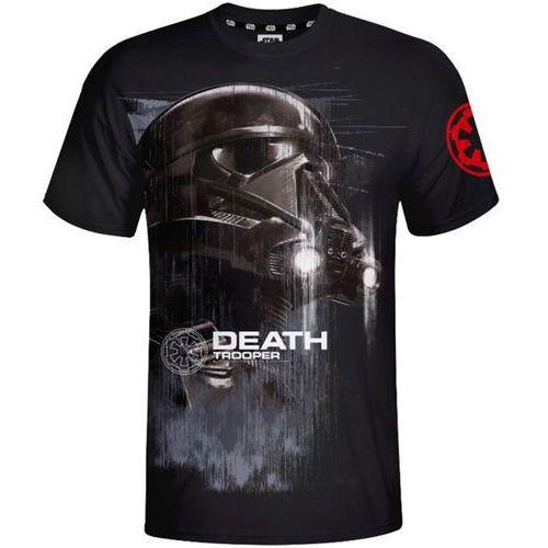 Koszulka star wars darth vader (rozmiar xl) czarny marki Good loot